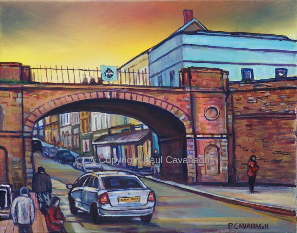 Shipquay Gate by Paul Cavanagh