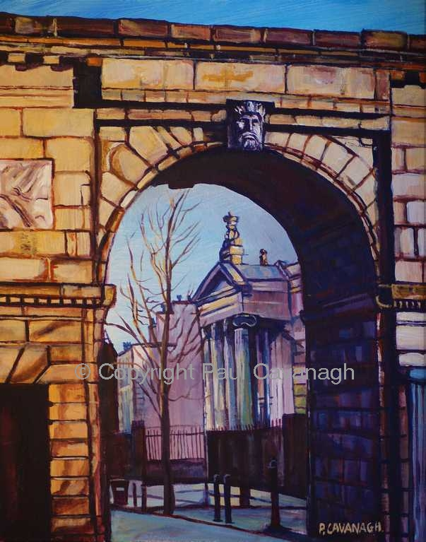 Bishops Gate by Paul Cavanagh