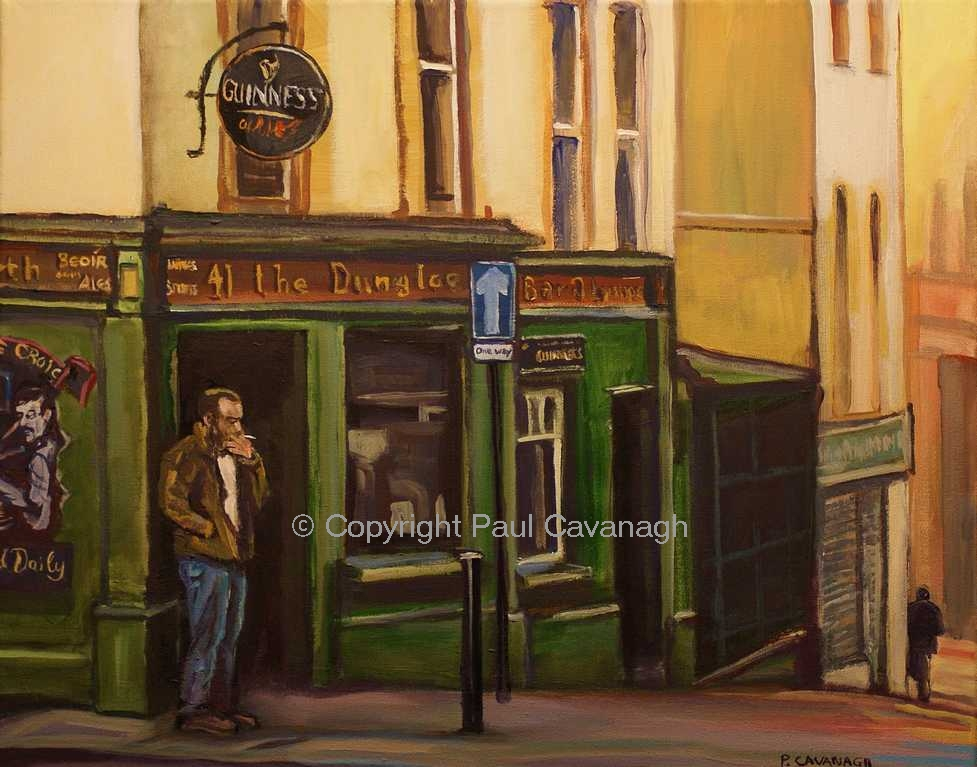 Dungloe Bar by Paul Cavanagh