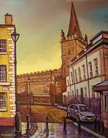St Columb's Court by Paul Cavanagh
